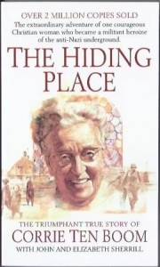 Image of The Hiding Place Book Cover